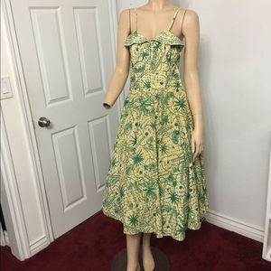 Pinup Rockabilly Retro Vintage Hawaii dress